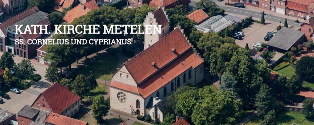 Kath. Kirche Metelen Ss. Cornelius und Cyprianus